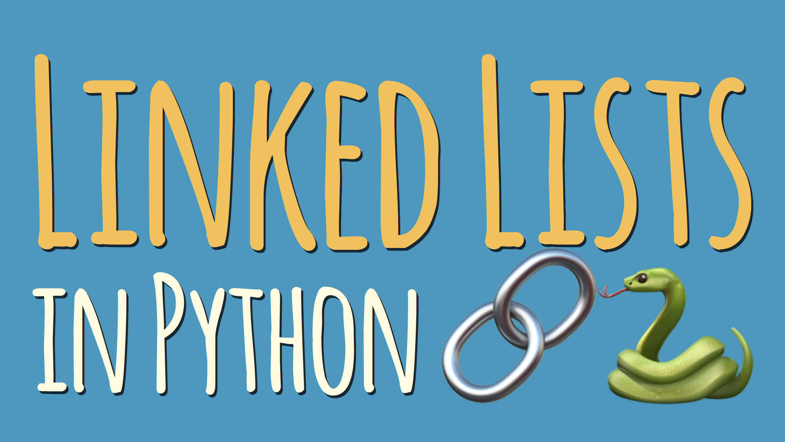 Linked Lists in Python – dbader org