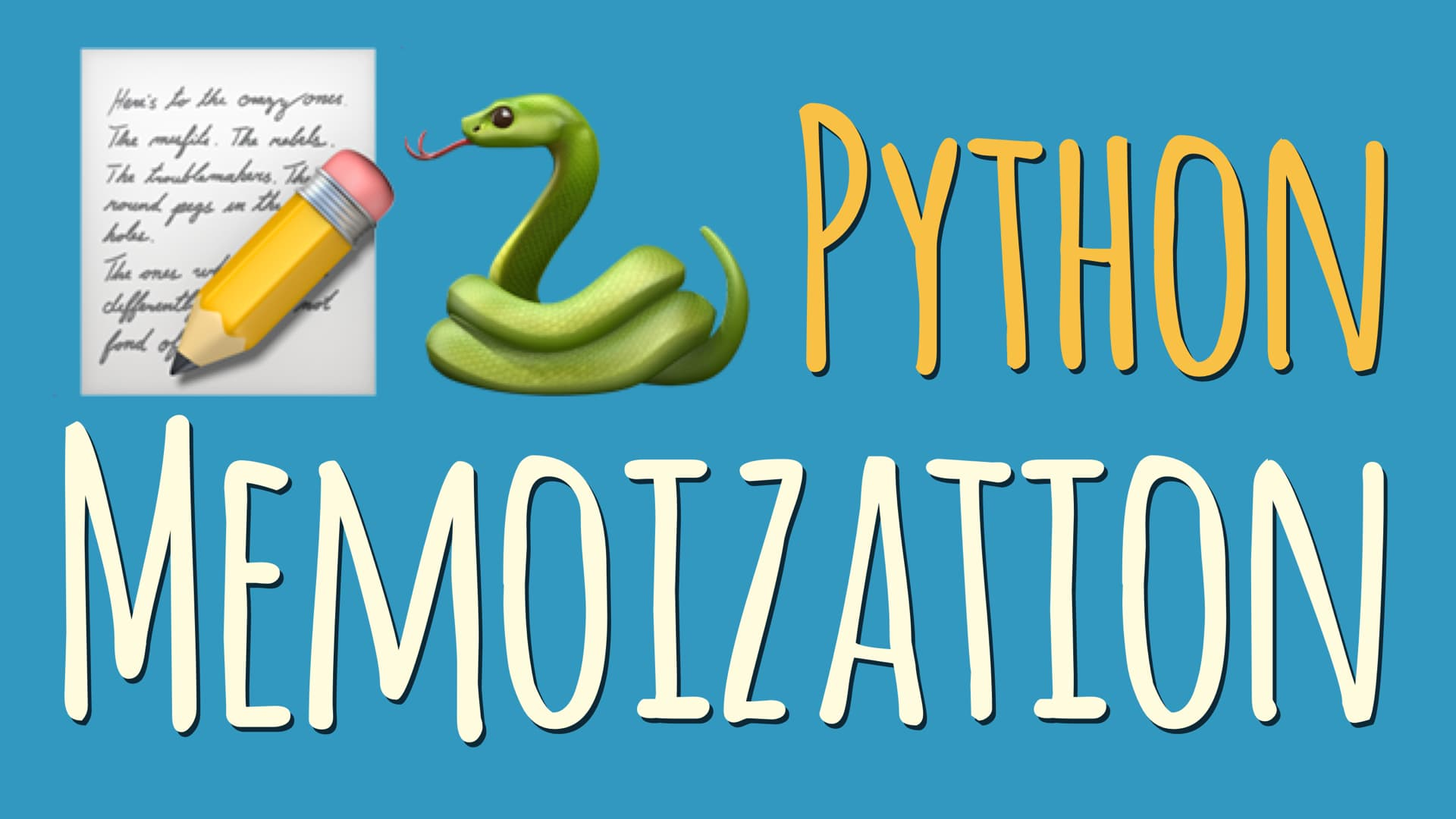 Memoization in Python: How to Cache Function Results