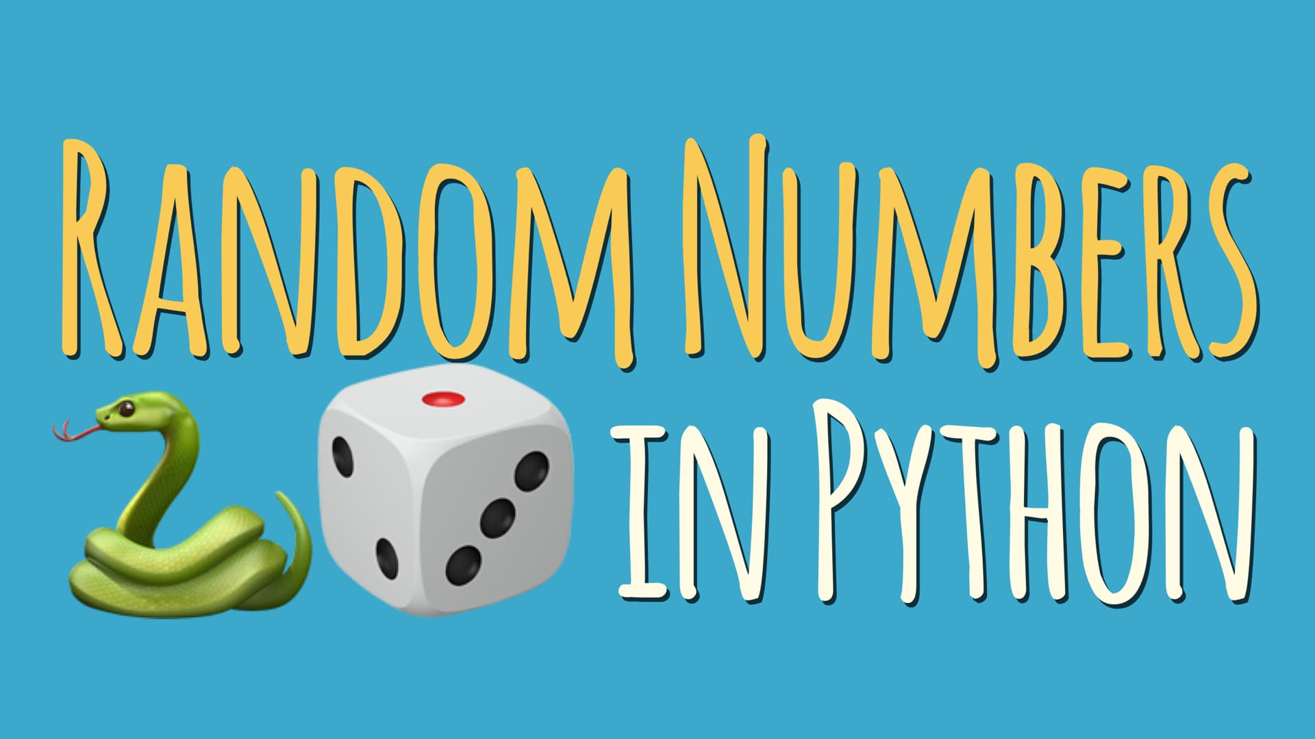 Working with Random Numbers in Python