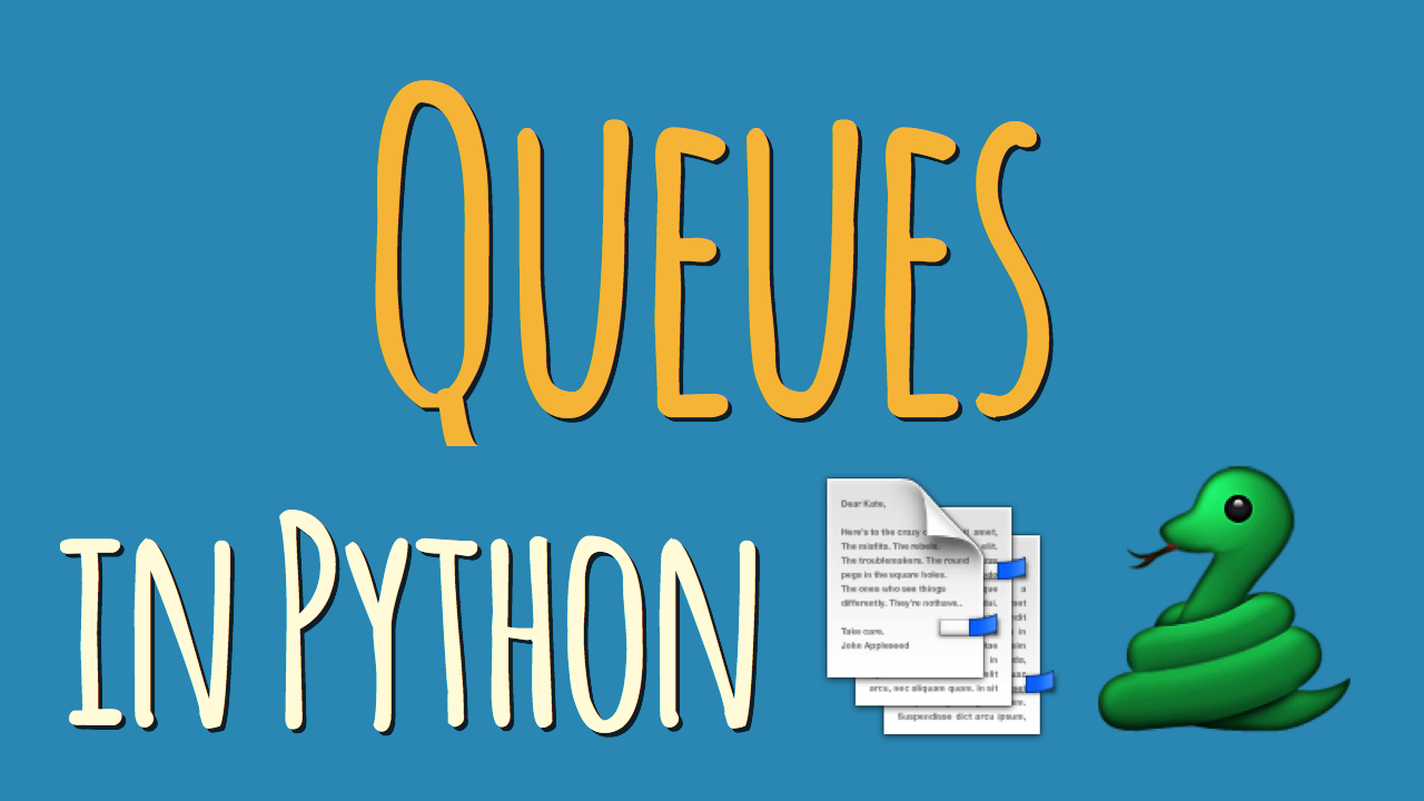 Queues in Python
