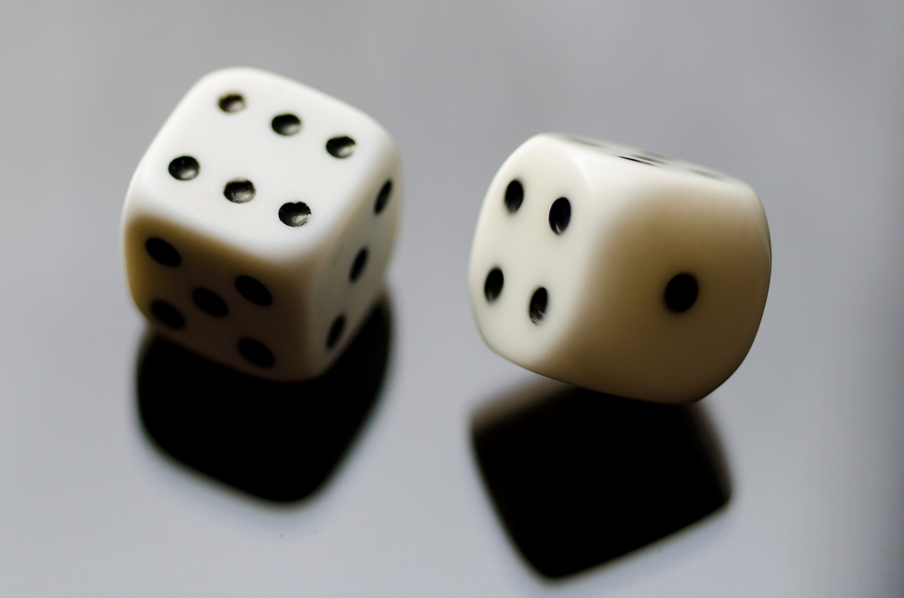Rolling the dice – dbader.org